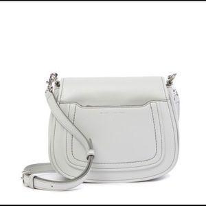 Marc Jacobs Empire City Mini Messenger Leather Bag